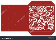 stock-vector-laser-cut-flower-pattern-for-decorative-square-envelop-vector-template-ready-for-printing-547534936.jpg (1500×1078)