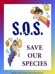 Save Our Species (S.O.S.) | Teach In A Box