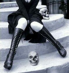 Bottes Funtasma Gothique