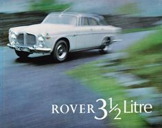 Rover P5B 3.5 Litre (1967).  http://brochuremuseum.nl/blfolders/rover/roverp5b1967en18.html