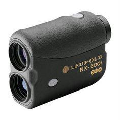Leupold RX-600i Range Finder with DNA Engine, Black 115265 - http://www.binocularscopeoptics.com/leupold-rx-600i-range-finder-with-dna-engine-black-115265/