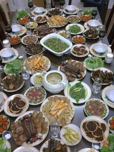 Syrian heaven, this is the real food !!