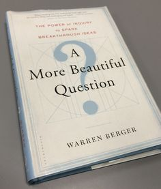 "Cool new book explores ""Problem Finding"""