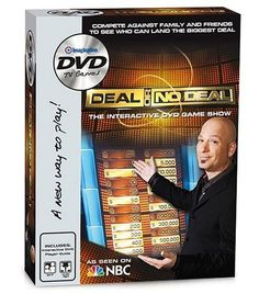 DVD Games - Deal or No Deal DVD Game -- Learn more by visiting the image link.