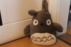 Totoro Nähen DIY Anleitung auf www.nerd-it-yourself.de