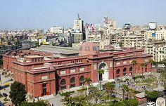 Egipto El Cairo The Egyptian Museum