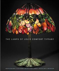 I love Tiffany lamps and windows, LOVE them.