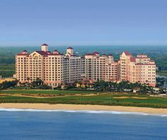 America's Best Family Hotels: Hammock Beach Resort, Palm Coast, FL.