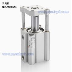 High Quality pneumatic air, Buy Quality smc cylinder directly from China pneumatic air cylinder Suppliers: CQM 25-5 Compact Cylinder Guide Rod type SMC cylinder pneumatic air cylinder High quality SANMINSE Sanmin