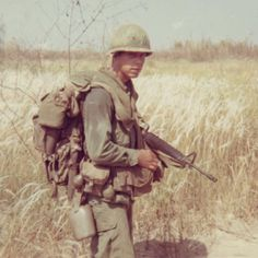 1st Cavalry Division soldier, 1969