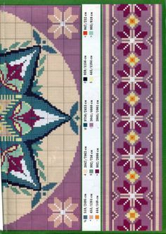 Gallery.ru / Фото #9 - №279(13) - irinask Cross Stitching, Cross Stitch Embroidery, Embroidery Patterns, Cross Stitch Designs, Cross Stitch Patterns, Celtic Cross Stitch, Designer Knitting Patterns, Needlepoint Pillows, Circular Pattern