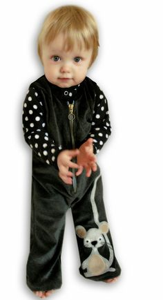 Unique handmade children's clothing. From this blog you will find the colorful, inspiring and playful clothing especially for boys.