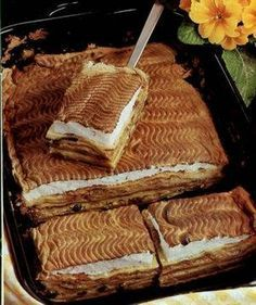 Mailbox Webmail :: Úgy gondoljuk, tetszenének neked ezek a pinek Hungarian Desserts, Cookie Recipes, Dessert Recipes, Torte Cake, Salty Snacks, Cakes And More, Cake Cookies, Fudge, Food Porn