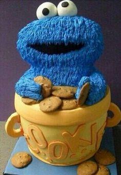 Mounster cookies