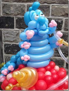 """alice in wonderland hot air balloon pictures    Alice In Wonderland"""" Event - Sculpture Decor"""