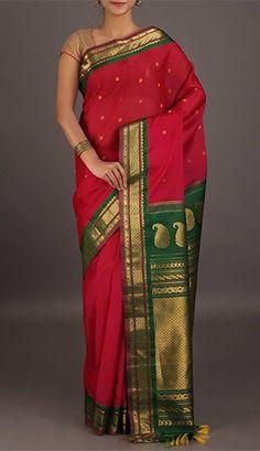 Gadwal Cotton Sarees   Gadwal Silk Cotton Sarees