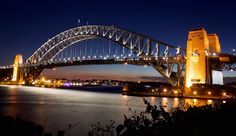 Sydney Harbour Bridge, Milsons Point - Sydney, Australia - Limited Edition Photo Print