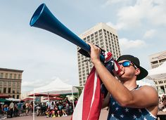 Photo Gallery: Worcester watches the USA take on Belgium in the World Cup. Photo by Steven King/Worcester Magazine