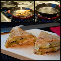way to use a panini press | My fav recipes | Pinterest | Panini Press ...