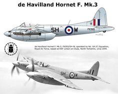 De Havilland Hornet F Mk.3