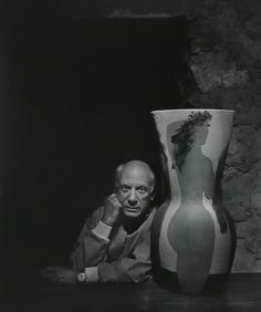 Yousuf Karsh - Pablo Picasso
