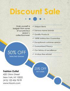 rabatt flyer Free Printable event Flyer Templates New 40 Amazing Free Flyer Templates [event Party Business