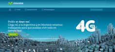 #Movistar Argentina logró la asignación del espectro 4G en el país | Infosertec