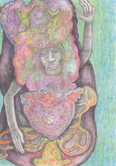 Original Nature Drawing by Color Calor Watercolor Drawing, Watercolor Pencils, Nature Drawing, Pencil Drawings, Buy Art, Paper Art, Saatchi Art, Original Art, Fine Art