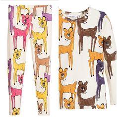 Bambi Mini rodini AW 16 collection #minirodini