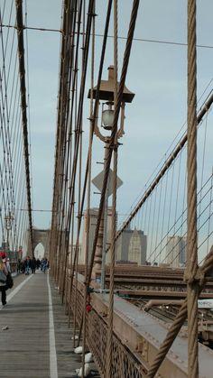 Caminata por el Puente de Brooklyn