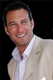 John Corbett. Loved him as Aiden on Sex & the City. She should have ended up with him :(