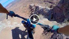 POV Video: Darren Berrecloth's Ridgeline Qualifier GoPro Run | Singletracks Mountain Bike News