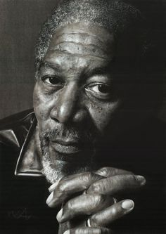 morgan_freeman_by_scratch12-Hyper-Realistic-Pencil-Drawings-art-Morgan-freeman.jpg (743×1051)