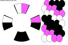 K528 - 8x3 rosa