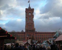 Rotes Rathaus Christmas Market