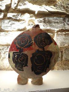 Frederic Garcia Céramique EN ART Brut Street ART Abstrait Contemporain Basquiat   eBay