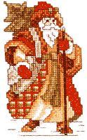 Traditional Santa, 70x39