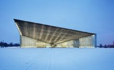 Estonian National Museum  / DGT Architects (Dorell.Ghotmeh.Tane)
