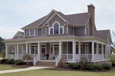 Nice house with wrap around porch