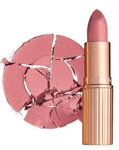 Luxurious Lipstick & Blusher Gift Set | Charlotte Tilbury. Love Glow and Bitch Perfect.