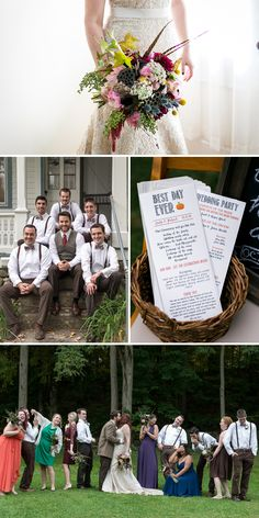 Emily & Patrick Real Vermont Wedding Inspiration | Rustic Fall Barn Wedding | Wallingford, Vermont | Vermont Bride Magazine