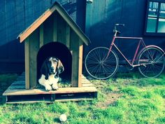 Dog House made by Hound & Co.