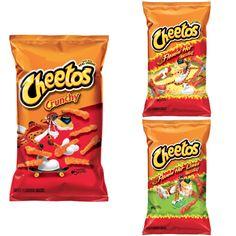 Snack ~ PepsiCo - Frito-Lay _ Cheetos = Various Flavors
