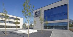 Hochschule Hamm-Lippstadt - Campus Lippstadt - Lippstadt - Nordrhein-Westfalen
