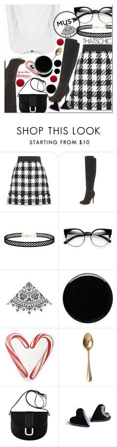 Designer Clothes, Shoes & Bags for Women Winter Things, Virtual Fashion, Draper James, Deborah Lippmann, Fall Trends, Autumn Fashion, Topshop, Shoe Bag, Polyvore