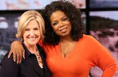 """""""When we lose our tolerance for vulnerability, joy becomes foreboding,"""" Brene Brown tells @Oprah on Super Soul Sunday."""