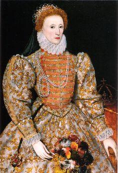Was Queen Elizabeth I a Man?