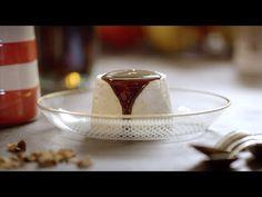 Kookvideo: Panna cotta van cichorei met cichorei-karamelsiroop uit Koken...