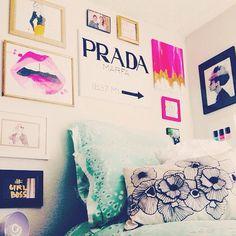 Why not sleep in style? #CollegeFashionista #stylegurustyle #decor @joanelizabethanne   Use Instagram online! Websta is the Best Instagram Web Viewer!