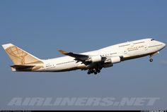 Atlas Air (SonAir) N263SG Boeing 747-481 aircraft picture